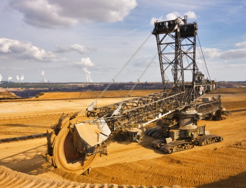 National Sand Mine Company seeks property tax relief as a result of the soft market conditions